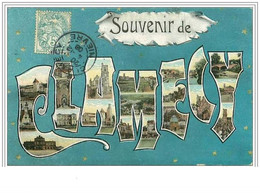 58.CLAMECY.SOUVENIR DE CLAMECY - Clamecy