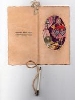 Carnet De Bal Art Déco Patay Bal De Société Années 30 (pas De Date) Pierrot Colombine Avec Son Crayon - Sin Clasificación