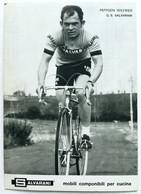 Wilfried Peffgen - G.S. Salvarani 1969 Cicli Chiorda - Cycling