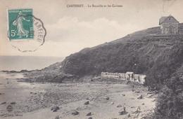 Carteret La Bucaille Et Les Cabines - Carteret