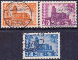 FINLAND 1941 Viborg GB-USED - Usados