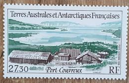 TAAF - YT Aérien N°140 - Port Couvreux - 1996 - Neuf - Corréo Aéreo