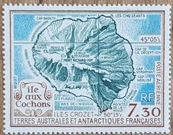 TAAF - YT Aérien N°110 - L'Ile Aux Cochons - 1990 - Neuf - Corréo Aéreo
