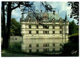 Azay-le-Rideau - Château Construit Par Gilles Berthelot - Azay-le-Rideau