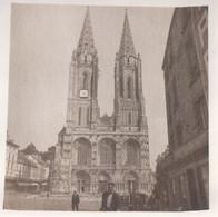 Foto Photo ( 6 X 6 Cm ) Saint Lo 1939 (PayPal Pas Possible !!) - Saint Lo