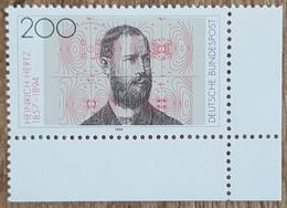RFA - 1994 - YT N°1542 - Heinrich Hertz, Physicien - Neufs
