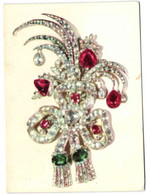 Aigrette - From The Collection Of The Crown Jewels At The Bank Markazi Iran - Tehran - Iraq