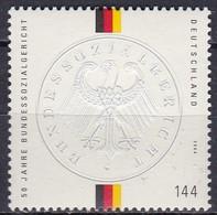 Europe / Allemagne / République Fédérale / 2000 – 2002 / Neufs - Neufs