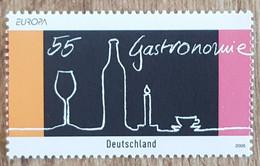 Allemagne - YT N°2282 - EUROPA / La Gastronomie - 2005 - Neuf - Neufs
