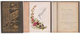 MARCHE Les Dames  Carnet Poésie 1893   (floreffe) - Sin Clasificación