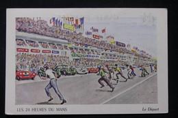 SPORTS - Carte Postale Des 24H Du Mans En 1959 - Le Départ - L 90203 - Le Mans