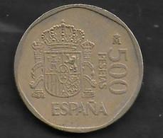 500 Pesetas 1988 - 500 Pesetas