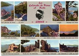 Les Calanches De Piana Et De Porto (Corse) - Sin Clasificación