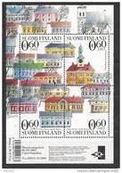 Finlande 2002 Bloc  Neuf N°29  Ville De Rauma - Hojas Bloque