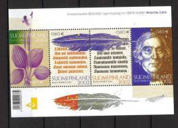 Finlande 2002 Bloc Neuf N°28 Lönrot - Hojas Bloque