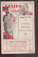 """Programme """" Casino """" à Argenteuil-Orgemont """" A Propos De Bottes """" - Sin Clasificación"""