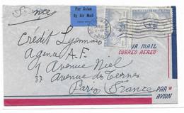 Etats - Unis Enveloppe Par Avion Air Mail The Universal Postal Union - 2a. 1941-1960 Usados