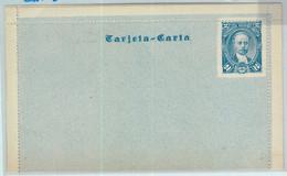 94040 - ARGENTINA - POSTAL HISTORY - STATIONERY LETTER CARD Jalil # Cap 1 - Ganzsachen