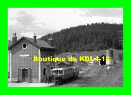 ACACF 102 - Autorail De Dion-Bouton En Gare - MAICHE - Doubs - Estaciones Con Trenes