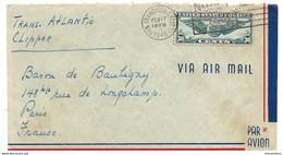 73 - 5 - Enveloppe Envoyée De San Francisco En France 1940 - Briefe U. Dokumente