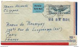73 - 4 - Enveloppe Envoyée De San Francisco En France 1940 - Briefe U. Dokumente