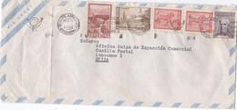 ARGENTINE : Procérès Y Requezas Sur Lettre Pour La Suisse - Briefe U. Dokumente