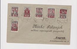 SLOVENIA,1920 AUSTRIA CARINTHIA BOROVLJE  FERLACH Nice Cover - Slovénie