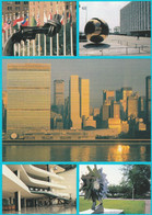 NATIONS UNIES 1998 ENTIER CARTE FDC 23 CENTS - Sin Clasificación