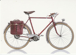 Postcard - Cyclepedia - Mervil Mervilex - 1949 -  New - Andere