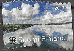 Fin86  1 Stamp 2017  Used-oblit - Usados