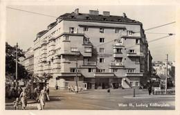 Wien III, Ludwig Kößlerplatz - Wien Mitte