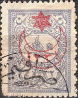 "TURQUIE / TURKEY / LEBANON 1915 - ""SARAFAN"", Sarafand (C&W154, CA) DS On Mi.279A - Description - Usados"