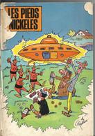 Les Pieds Nickeles - N°3 - Album - Pieds Nickelés, Les