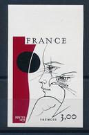 "DX-689: FRANCE: Lot Avec ""NON DENTELES"" ** N°1950 - Imperforates"
