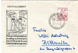 DDR Tag Der Briefmark 1956 - Cartas