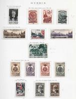 95271) RUSSIA -LOTTO DI FRANCOBOLLI -USATI-MLH*-1945 - Gebraucht