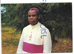 Monseigneur François Ndong (1906-1989) Oyem, Gabon. 1er évêque Africain D'Afrique Centrale Ordonné En 1961 - Otros