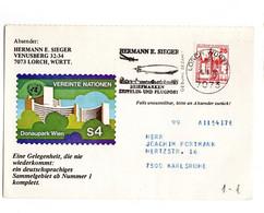Deutsche Bundespost  1980 Hermann E. Sieger Briefmarken Zeppelin Un Flugpost - Sin Clasificación