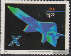 U.S. 4062 (complete Issue) Unmounted Mint / Never Hinged 2006 Aircraft - Nuevos