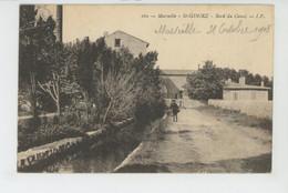 MARSEILLE - SAINT GINIEZ - Bord Du Canal - Altri