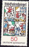 BRD FGR RFA - Till Eulenspiegel (MiNr: 922) 1977 - Postfrisch MNH - Nuevos