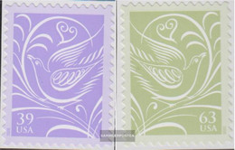 U.S. 4045-4046 (complete Issue) Unmounted Mint / Never Hinged 2006 Wedding - Nuevos