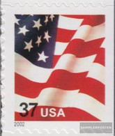 U.S. 3595I BH (complete Issue) Unmounted Mint / Never Hinged 2002 Fagge - Nuevos