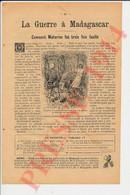 Récit De Georges Guillaumot 1897 Maharivo La Guerre à Madagascar + L'Homme Et L'Oiselet De Gaston Paris  229CH14 - Sin Clasificación