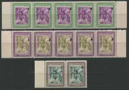 San Marino - 1947 Beneficenza Sovrastampati MNH** - Unused Stamps