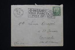 CANADA - Enveloppe De Halifax 1930 Pour La France, Oblitération Mécanique - L 90247 - Briefe U. Dokumente