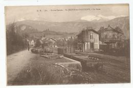 74 Haute Savoie  St Jeoire En Faucigny La Gare N381 - Other Municipalities