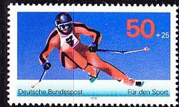 BRD FGR RFA - Abfahrtslauf (MiNr: 958) 1978 - Postfrisch MNH - Nuevos
