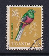 Uganda: 1965   Birds   SG116    20c    Used - Uganda (1962-...)