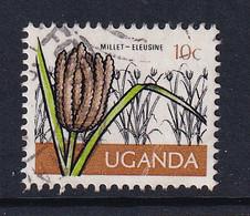 Uganda: 1975   Ugandan Crops  SG149    10c    Used - Uganda (1962-...)